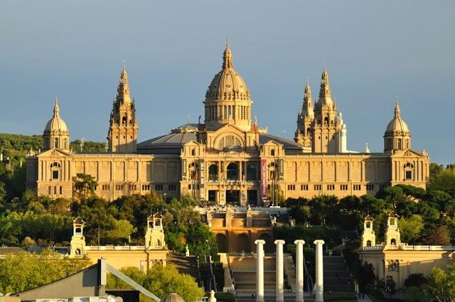 Museu Nacional de Arte da Catalunha em Barcelona