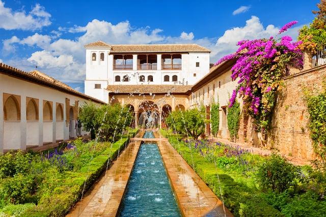 O que fazer no verão em Granada