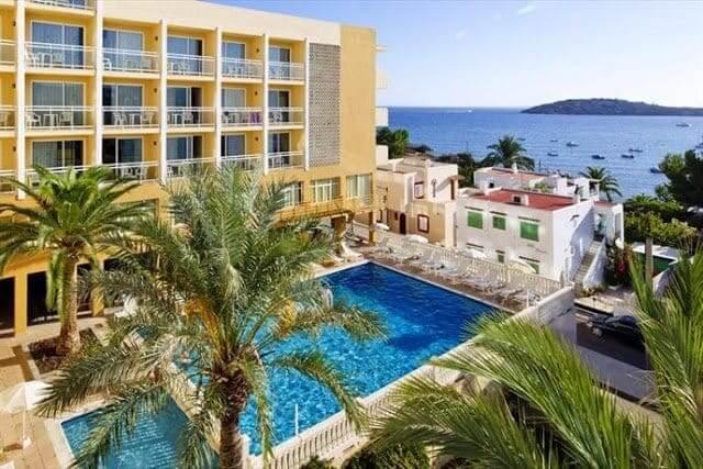 Dicas de hotéis em Ibiza
