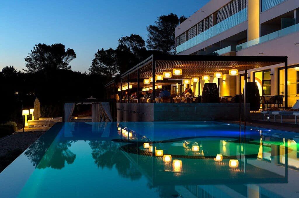 Hotéis de luxo em Formentera