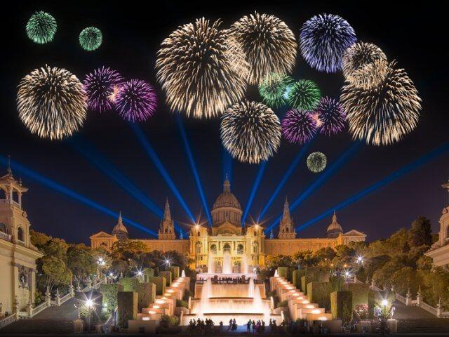 Feriados em Barcelona em 2020