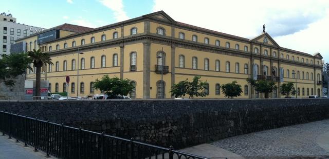 Museu da Natureza e do Homem em Tenerife